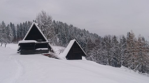 Small cottages nearby