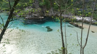 The Soča River Blues