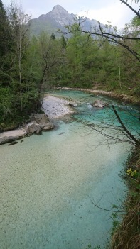 The Soča River Blues 2
