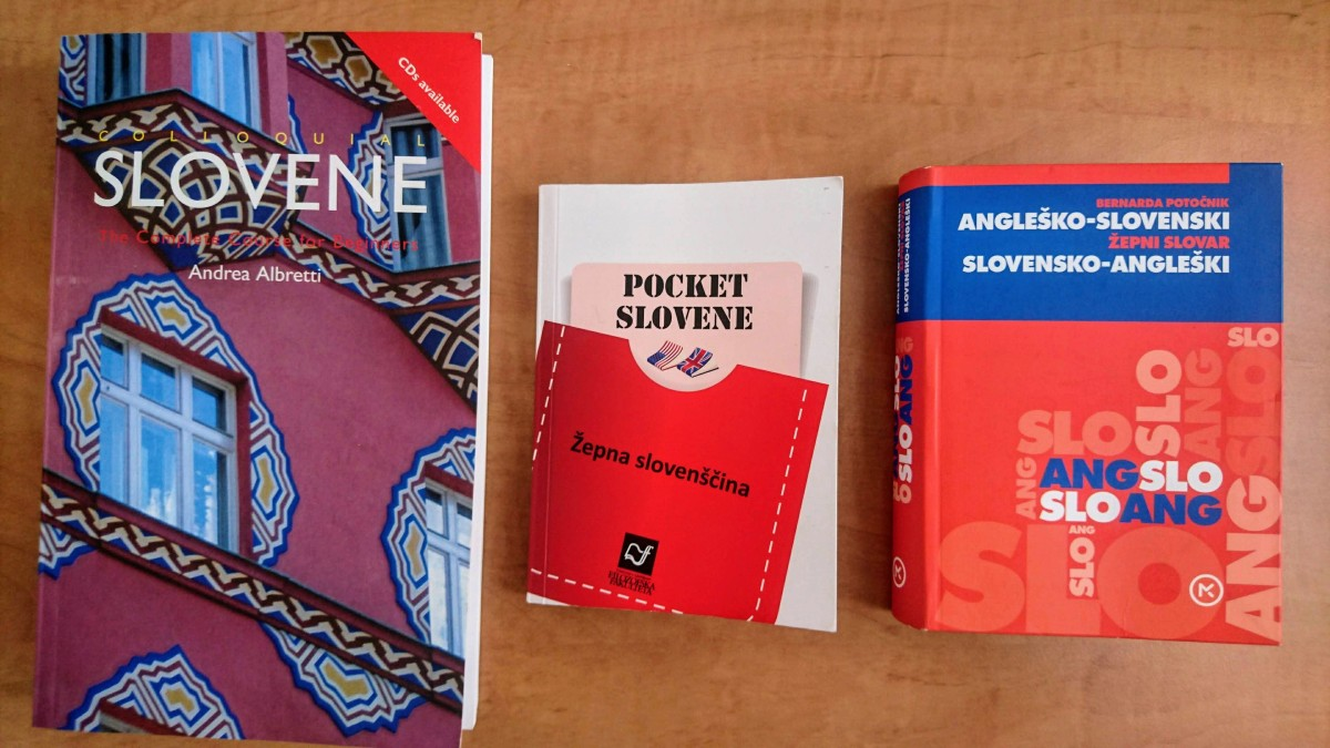 Struggles with Slovenian: 6 months of learning Slovene
